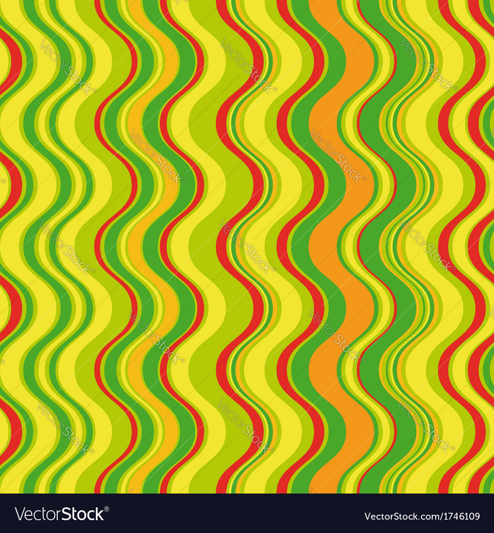 Easter seamless stripe background vector | Price: 1 Credit (USD $1)