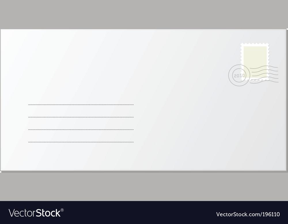 Envelope vector | Price: 1 Credit (USD $1)