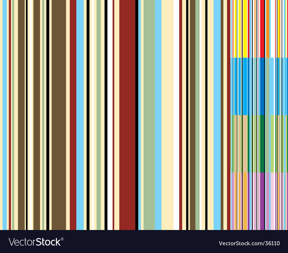 Stripe variation vector | Price: 1 Credit (USD $1)