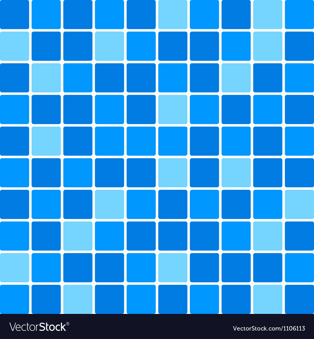 Blue tile wall vector   Price: 1 Credit (USD $1)