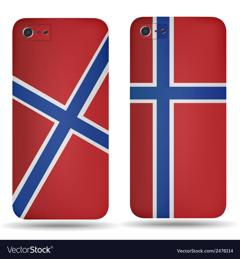 Rear covers smartphone vector | Price: 1 Credit (USD $1)