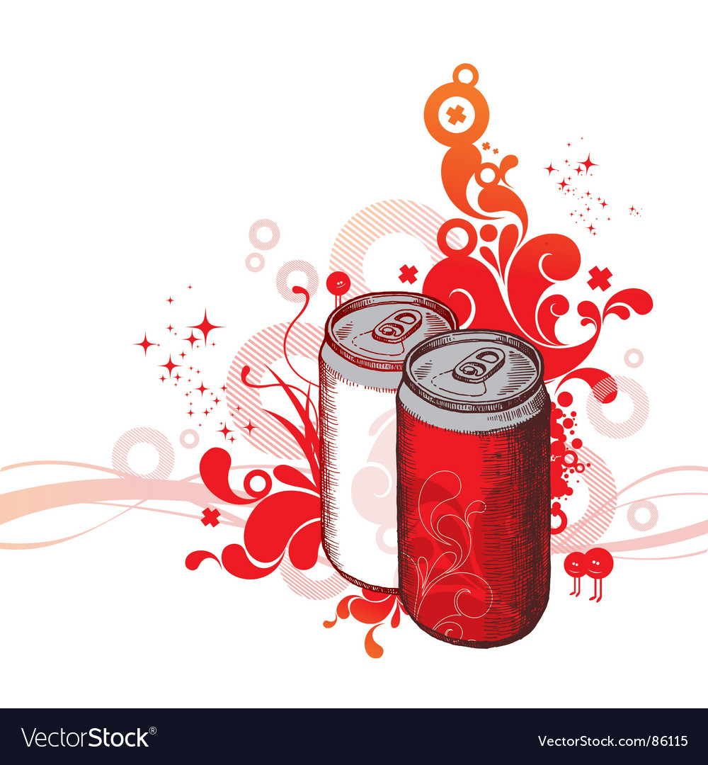 Super cola vector | Price: 1 Credit (USD $1)