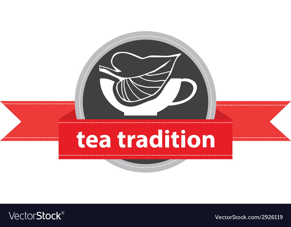 Tea tradition vector | Price: 1 Credit (USD $1)