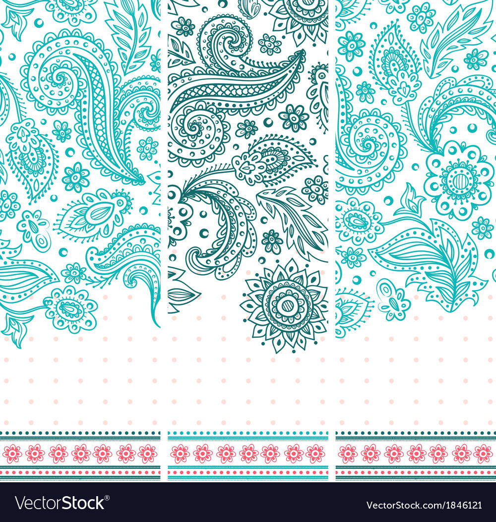 Beautiful floral set of banners vector   Price: 1 Credit (USD $1)