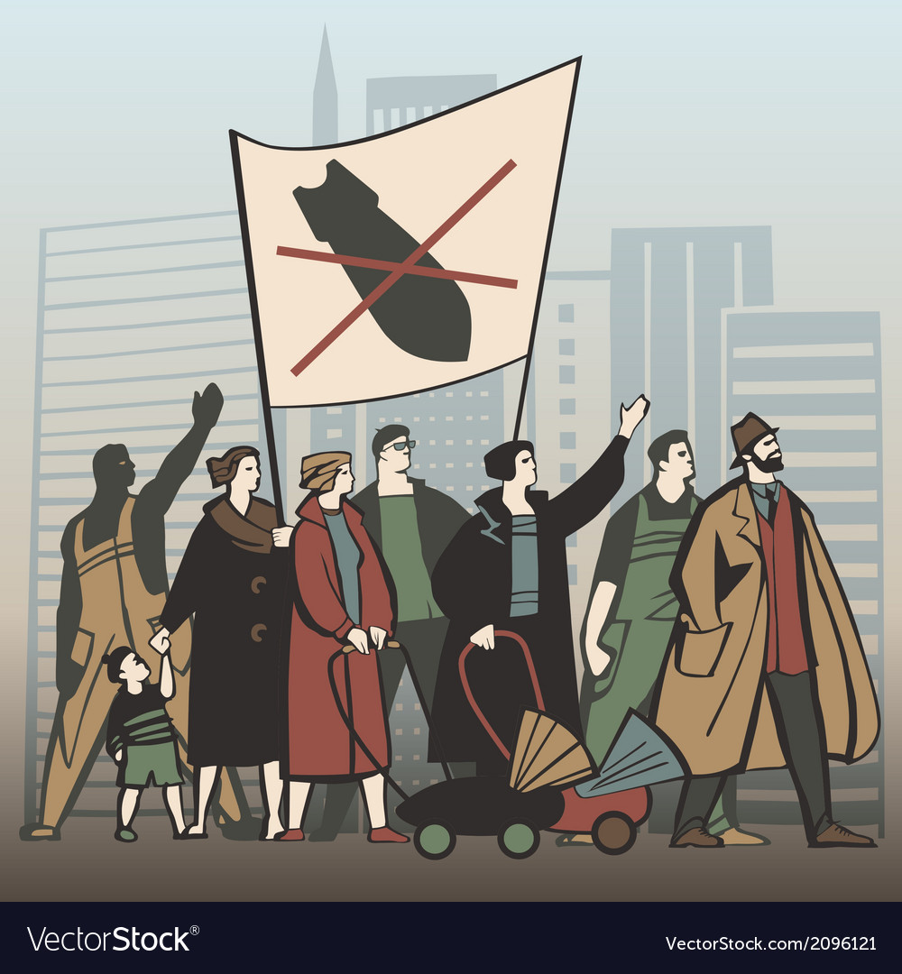 Protest2 vector | Price: 3 Credit (USD $3)