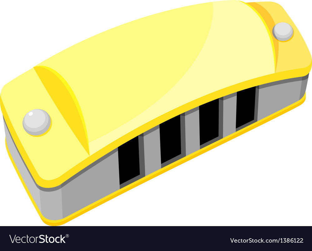 Icon harmonica vector | Price: 1 Credit (USD $1)