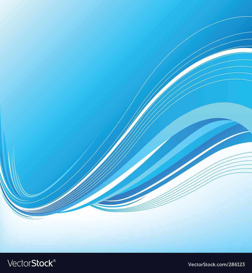 Blue abstract vector | Price: 1 Credit (USD $1)