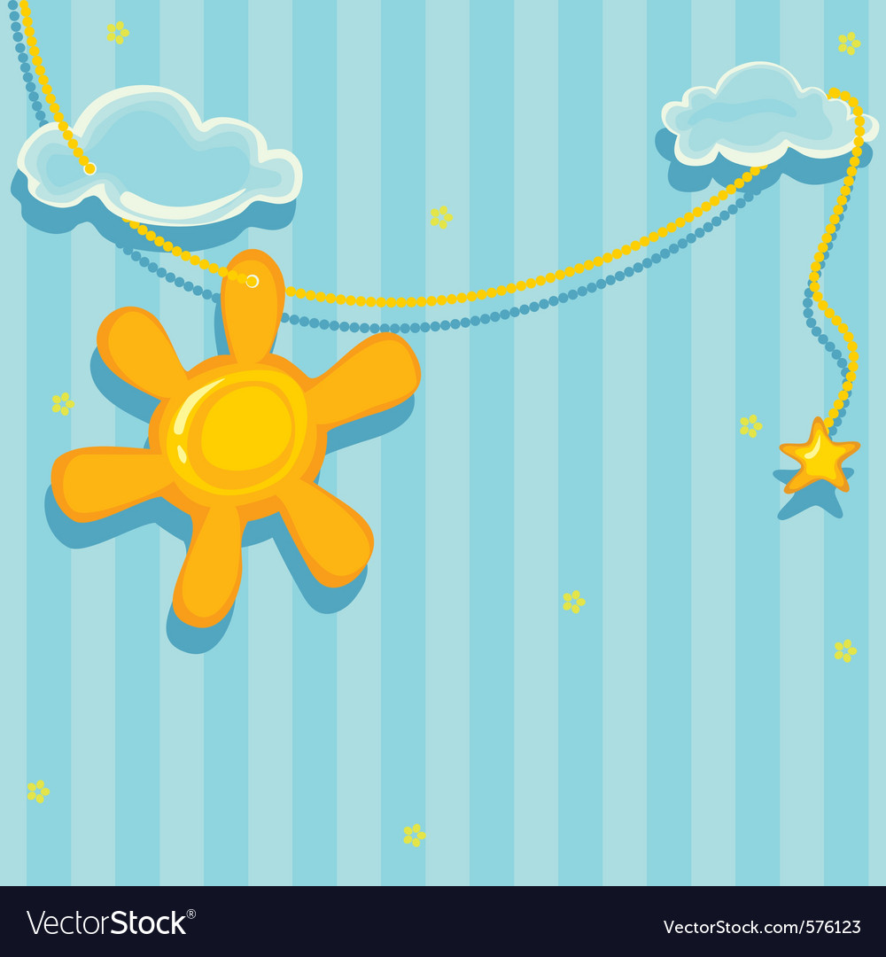 Good morning background vector | Price: 1 Credit (USD $1)