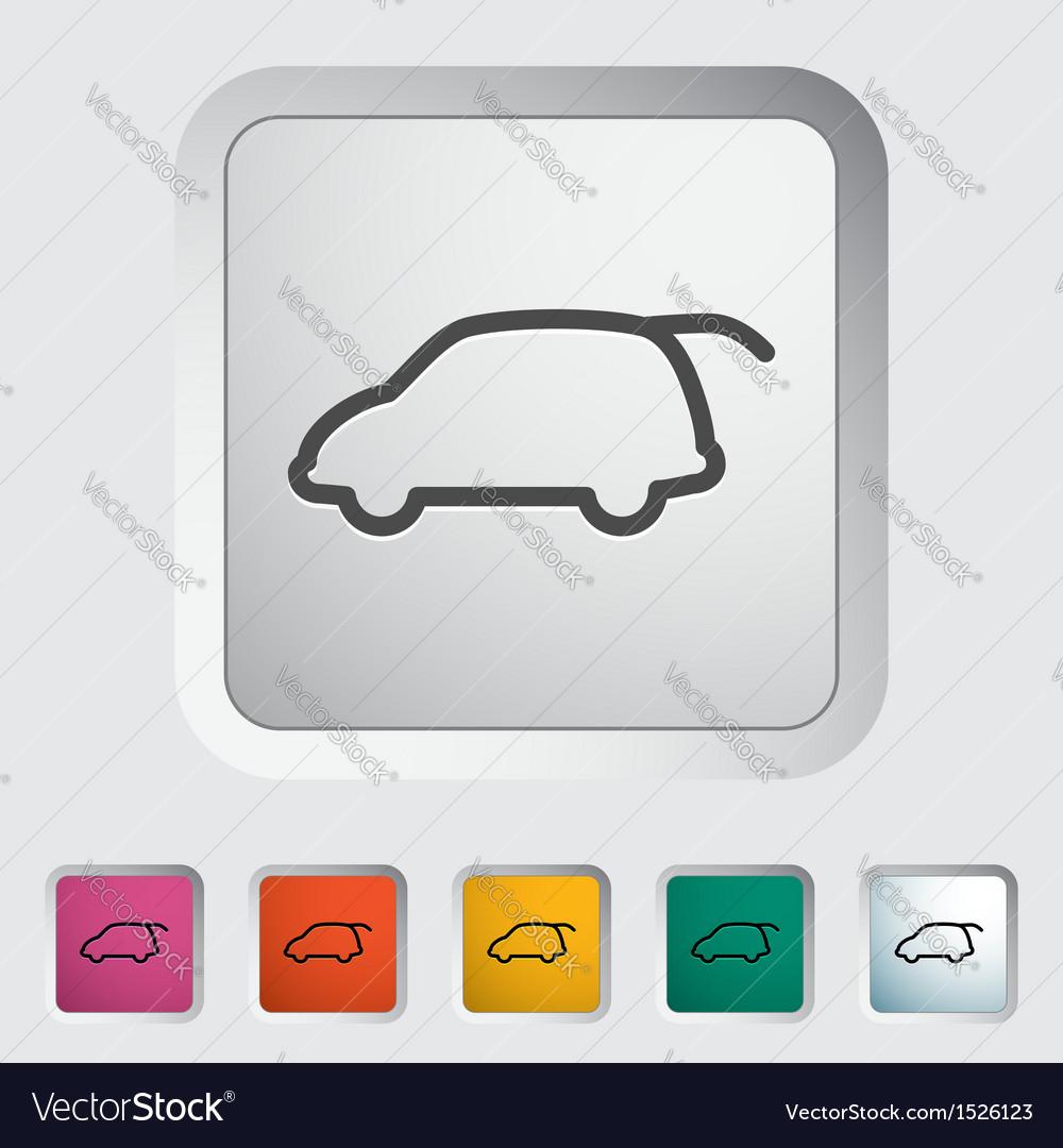 Liftgate car vector   Price: 1 Credit (USD $1)