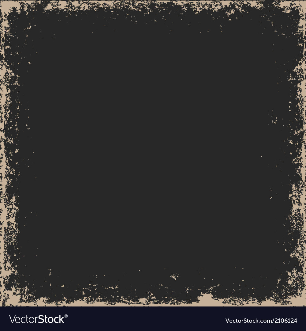 Grunge frame vector | Price: 1 Credit (USD $1)