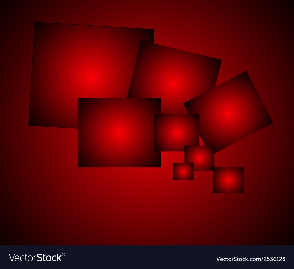 Elegant abstract red background vector | Price: 1 Credit (USD $1)