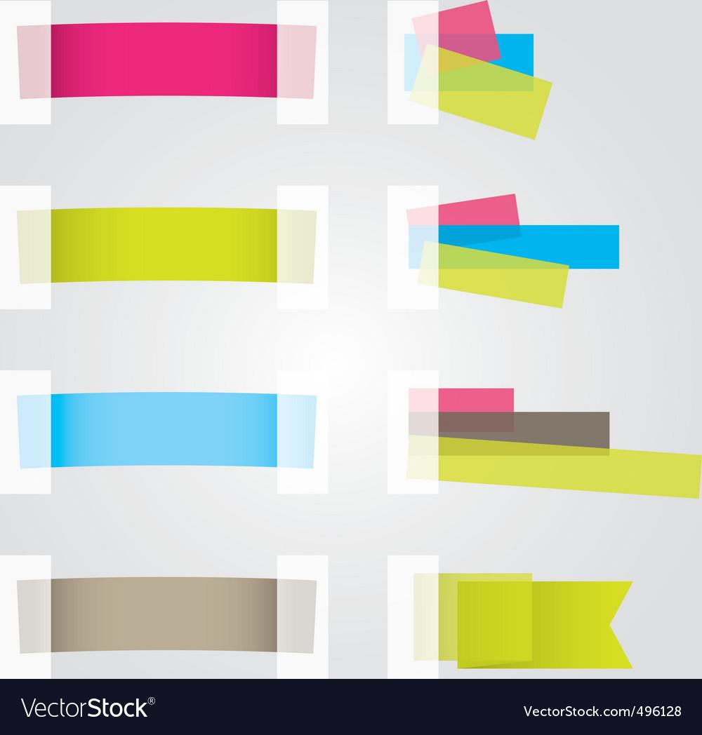 Web page sticker vector | Price: 1 Credit (USD $1)