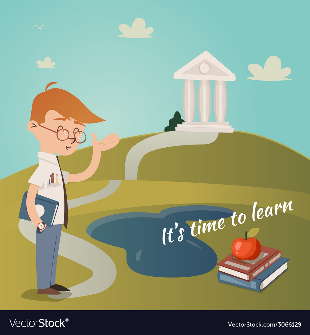 Its time to learn vector | Price: 1 Credit (USD $1)