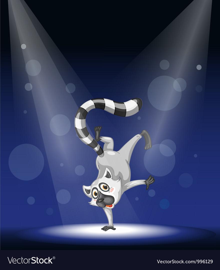 Lemur stage performance vector   Price: 1 Credit (USD $1)