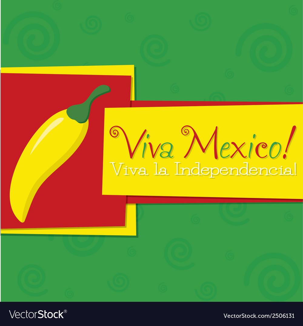 Cinco de mayo background vector | Price: 1 Credit (USD $1)