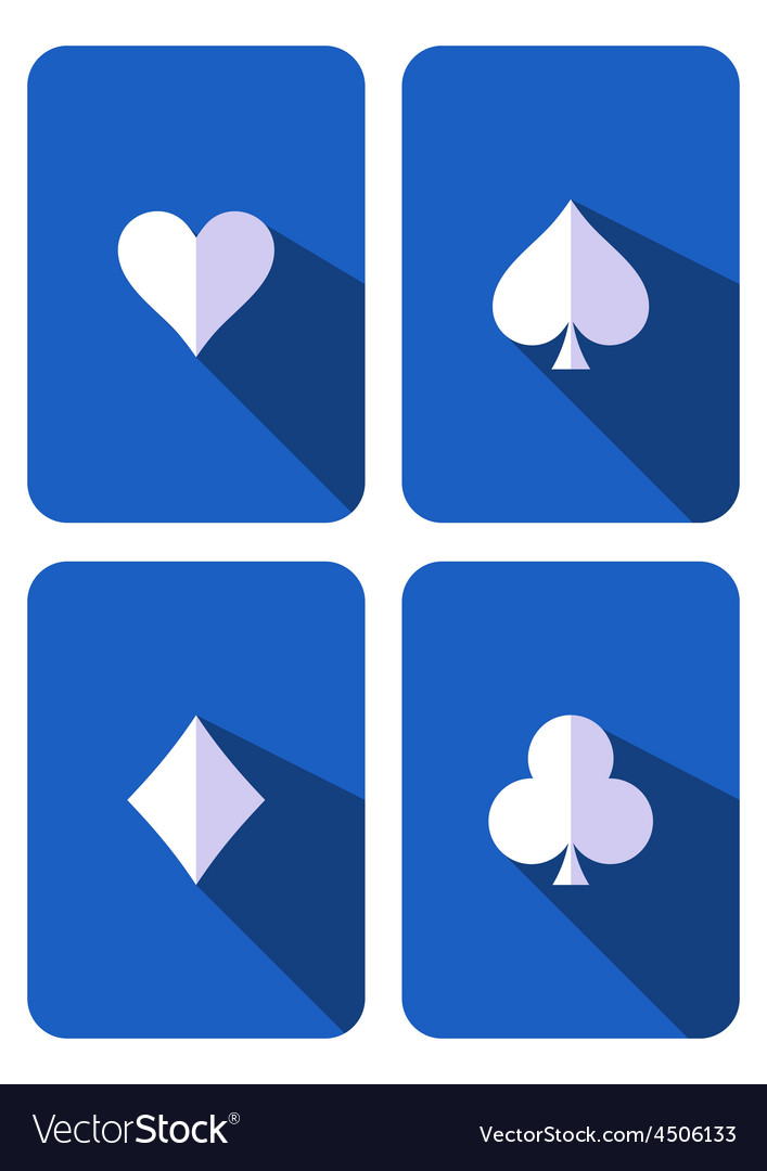 Play cards vector | Price: 1 Credit (USD $1)