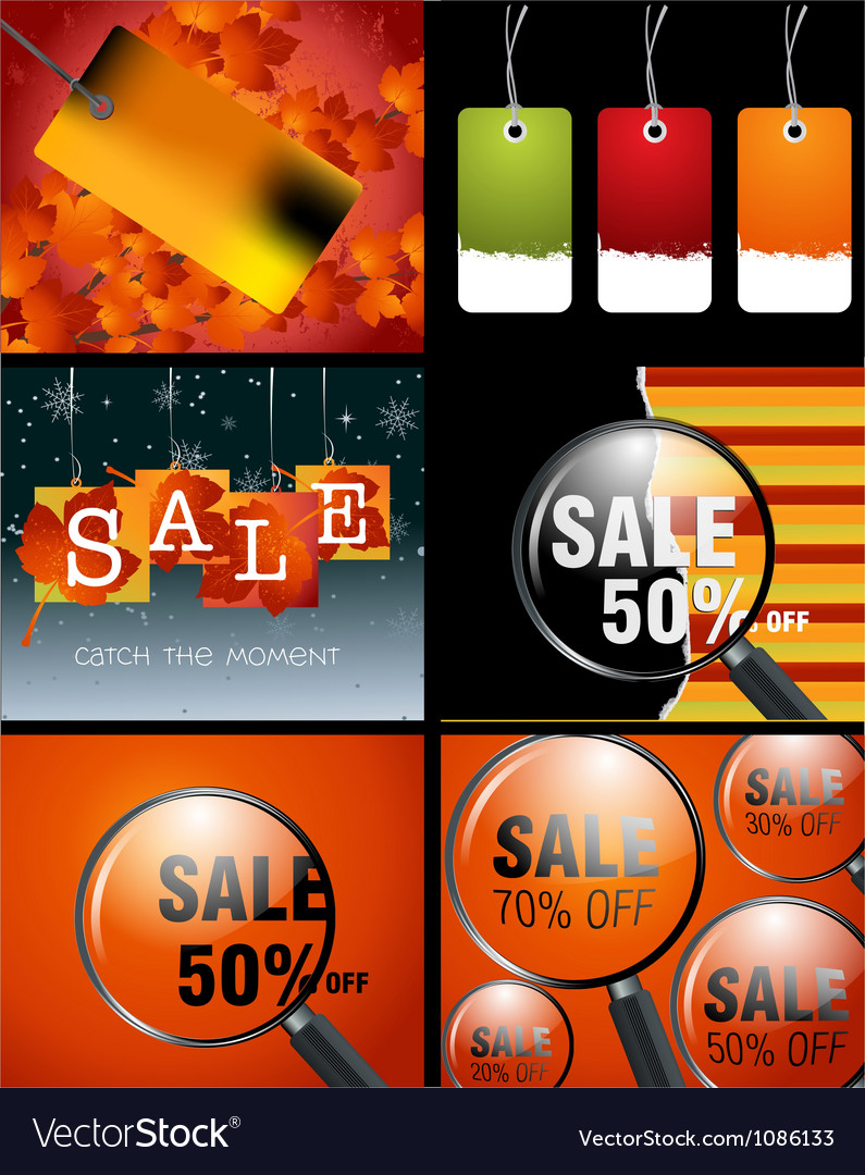 Sale designs vector | Price: 3 Credit (USD $3)