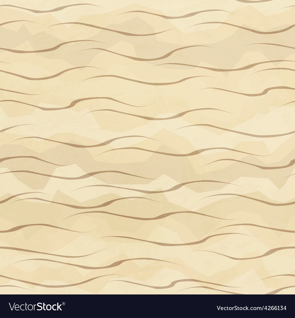 Sand seamless pattern vector | Price: 1 Credit (USD $1)