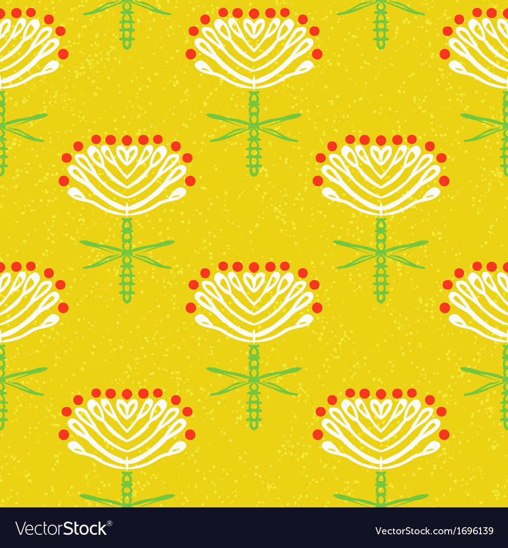 Floral pattern for summer fashion vector | Price: 1 Credit (USD $1)