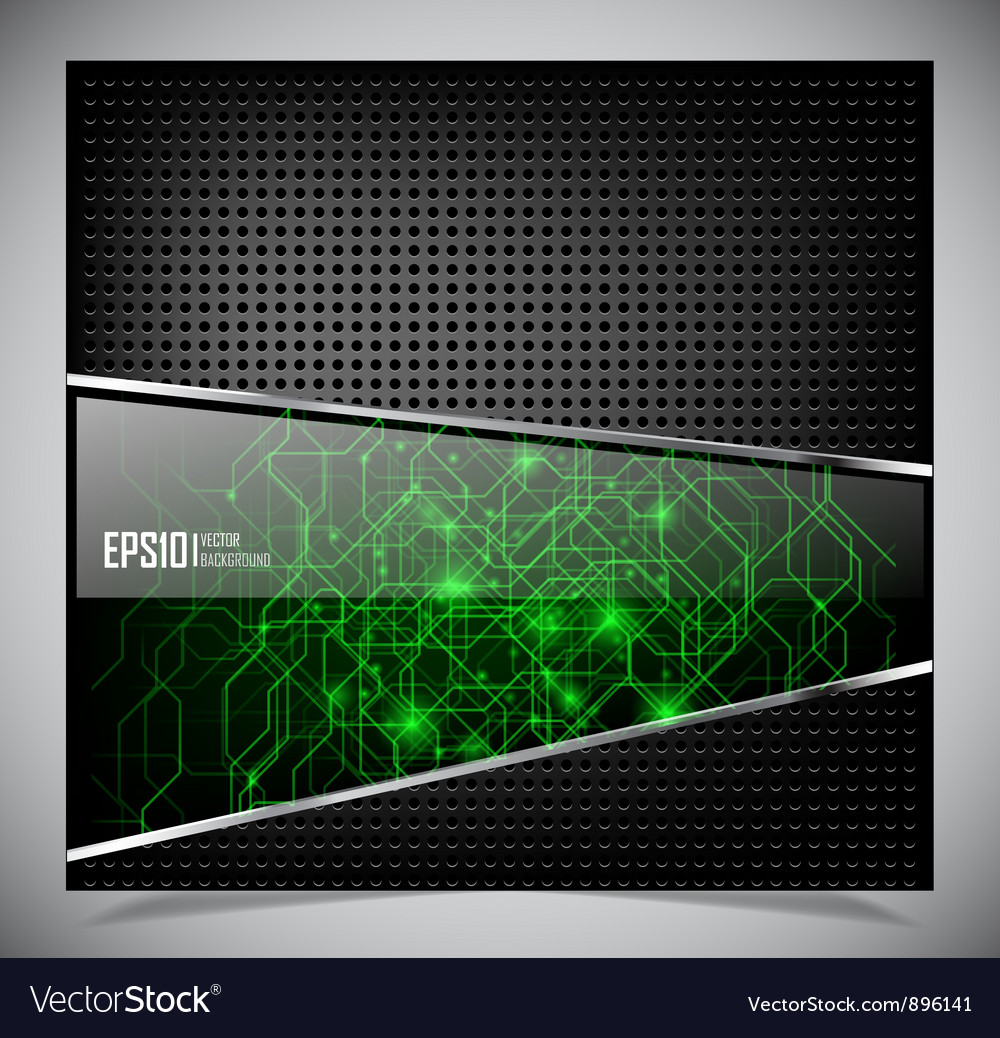 Abstract glowing background vector | Price: 1 Credit (USD $1)