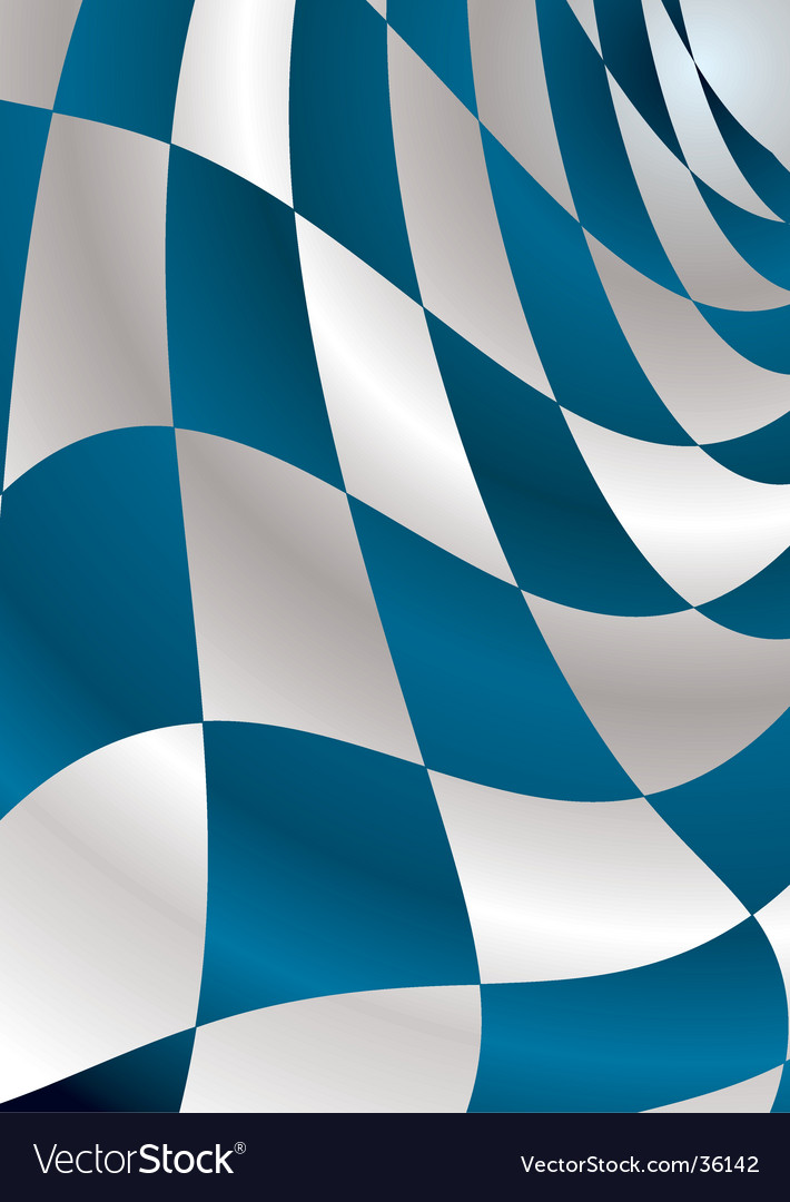 Blue checker vector | Price: 1 Credit (USD $1)