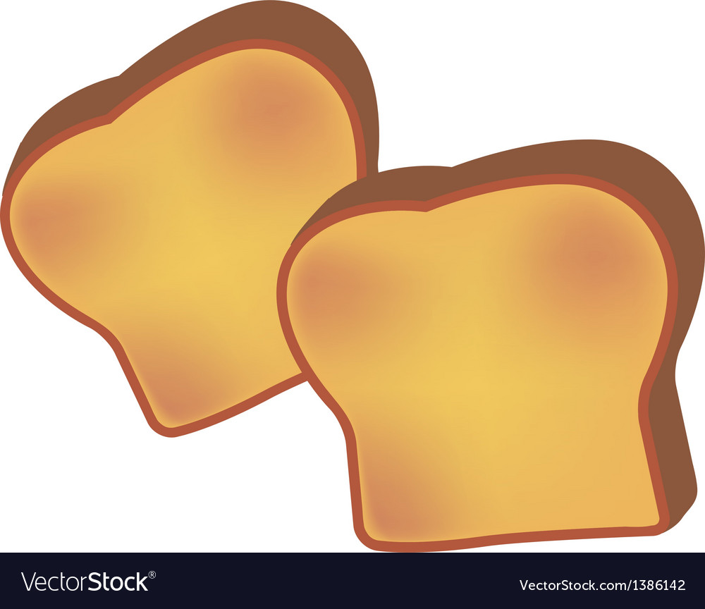 Icon bread vector | Price: 1 Credit (USD $1)