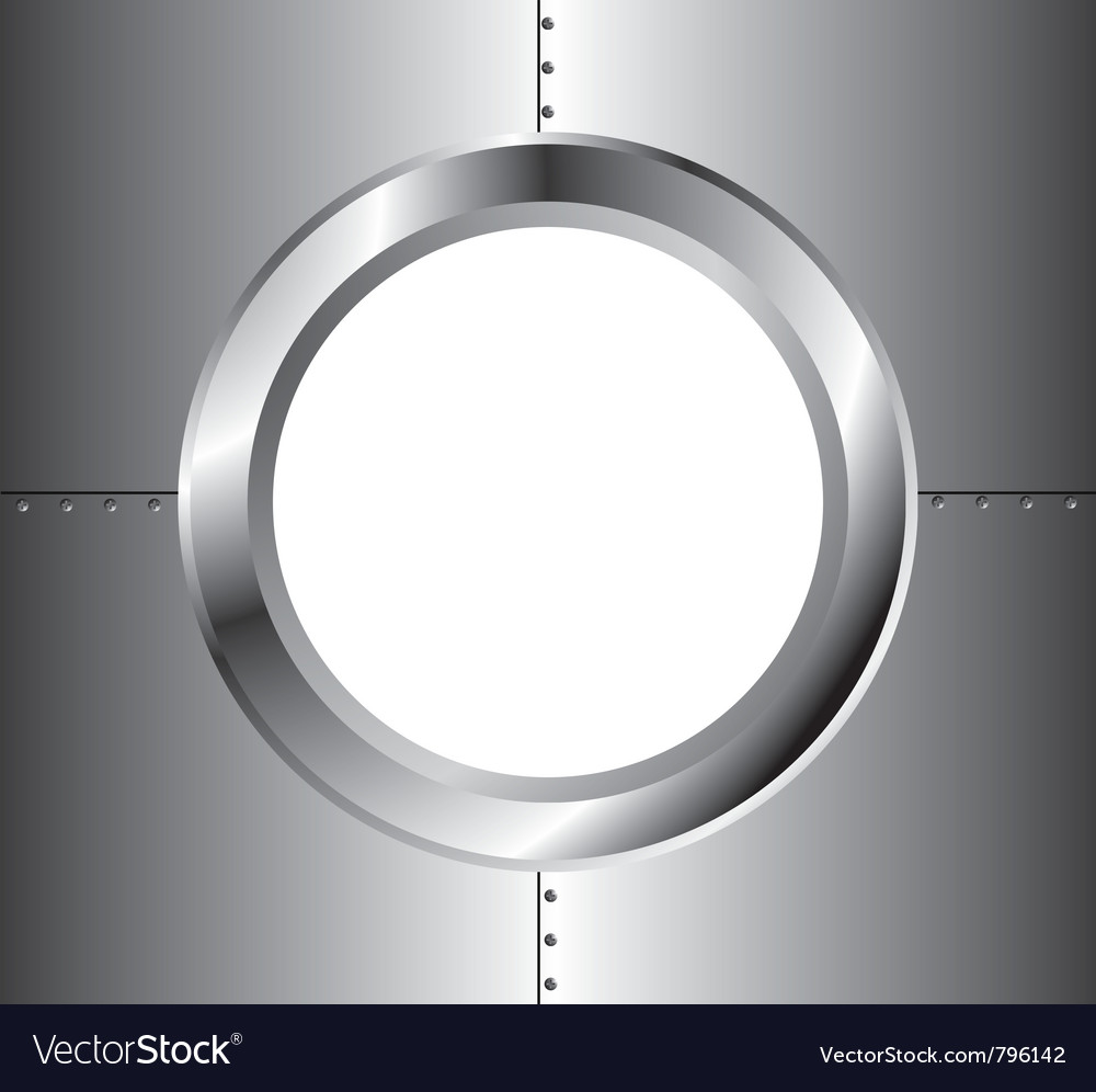 Metal window vector | Price: 1 Credit (USD $1)