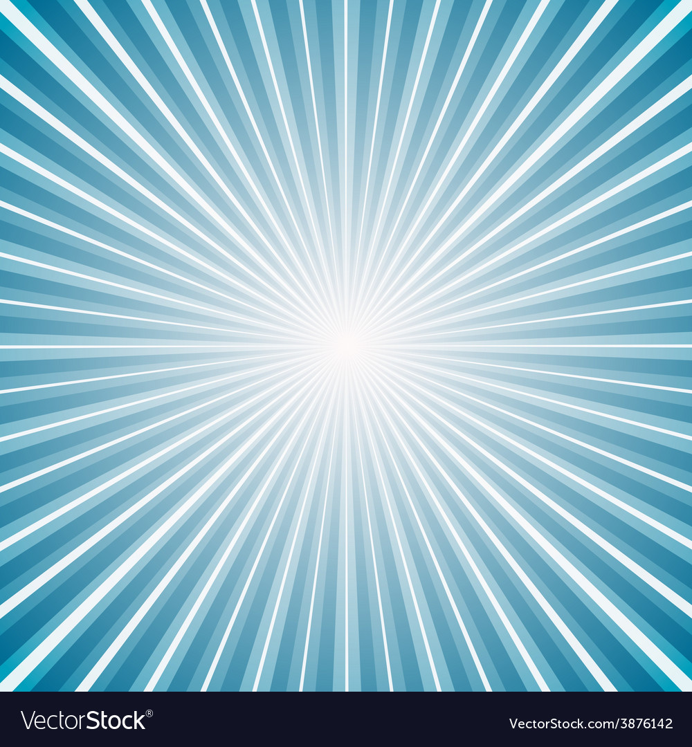 Sunny vintage blue and white background with retro vector | Price: 1 Credit (USD $1)