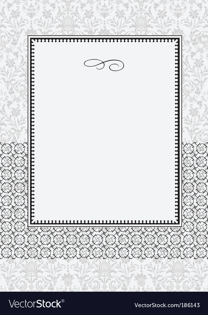Patterns and frame vector | Price: 1 Credit (USD $1)
