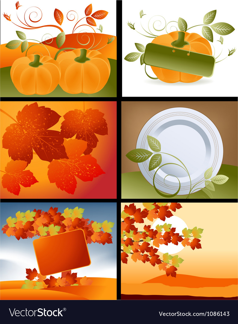 Thanksgiving concept vector | Price: 3 Credit (USD $3)