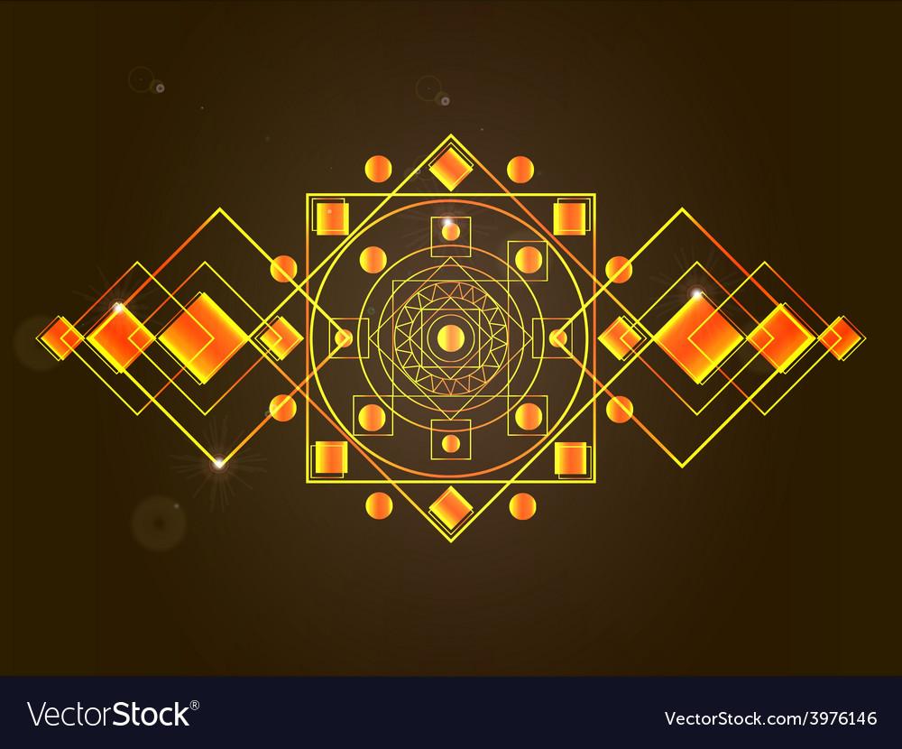 Cosmic mandala vector   Price: 1 Credit (USD $1)