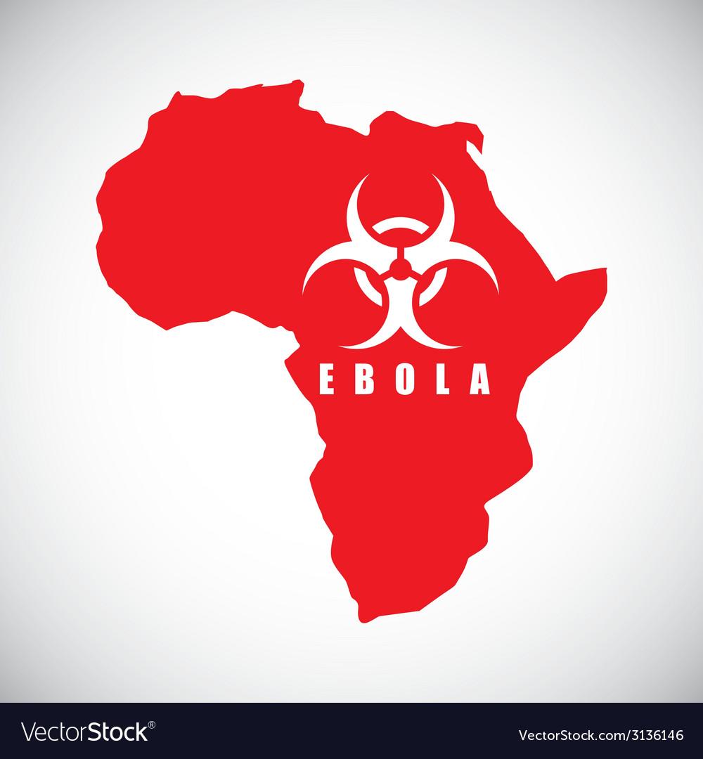 Ebola design vector | Price: 1 Credit (USD $1)