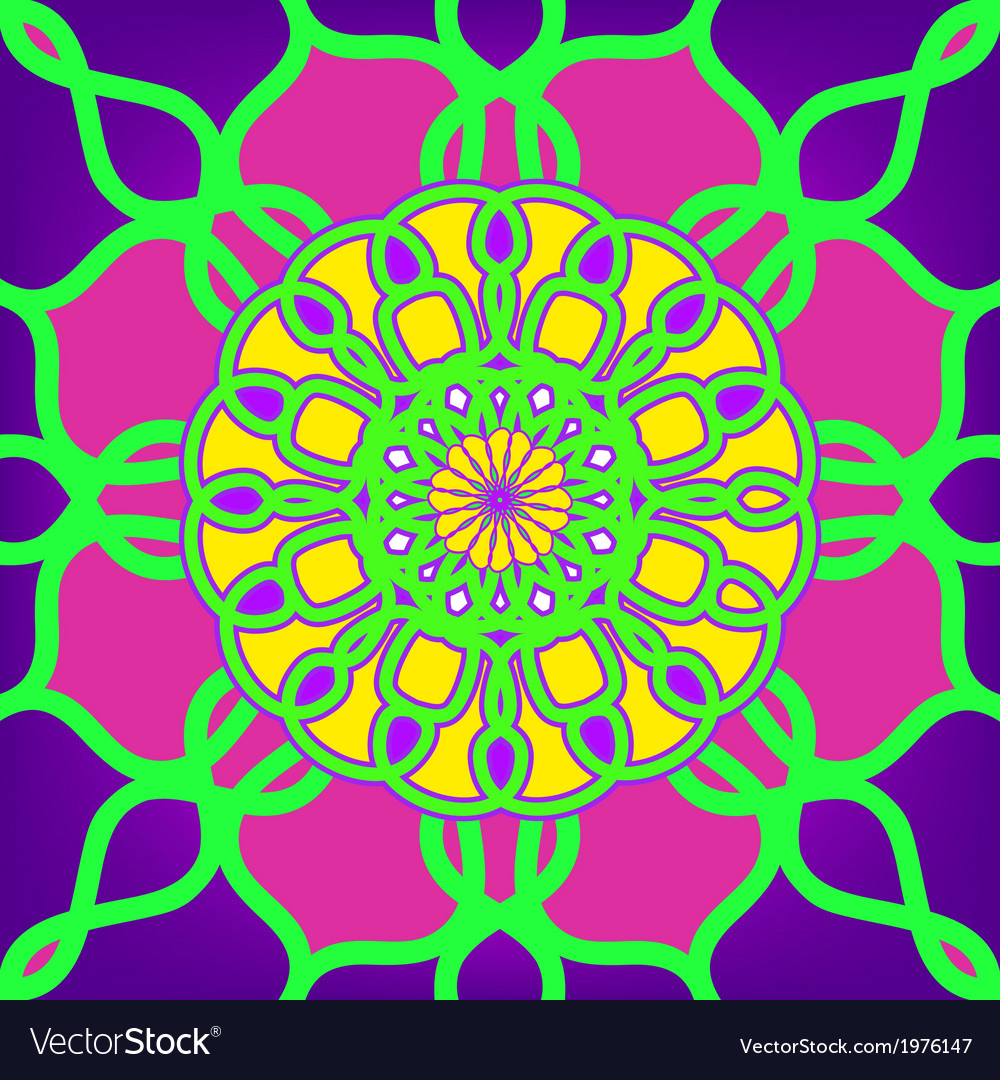 Acid abstract pattern for design vector | Price: 1 Credit (USD $1)