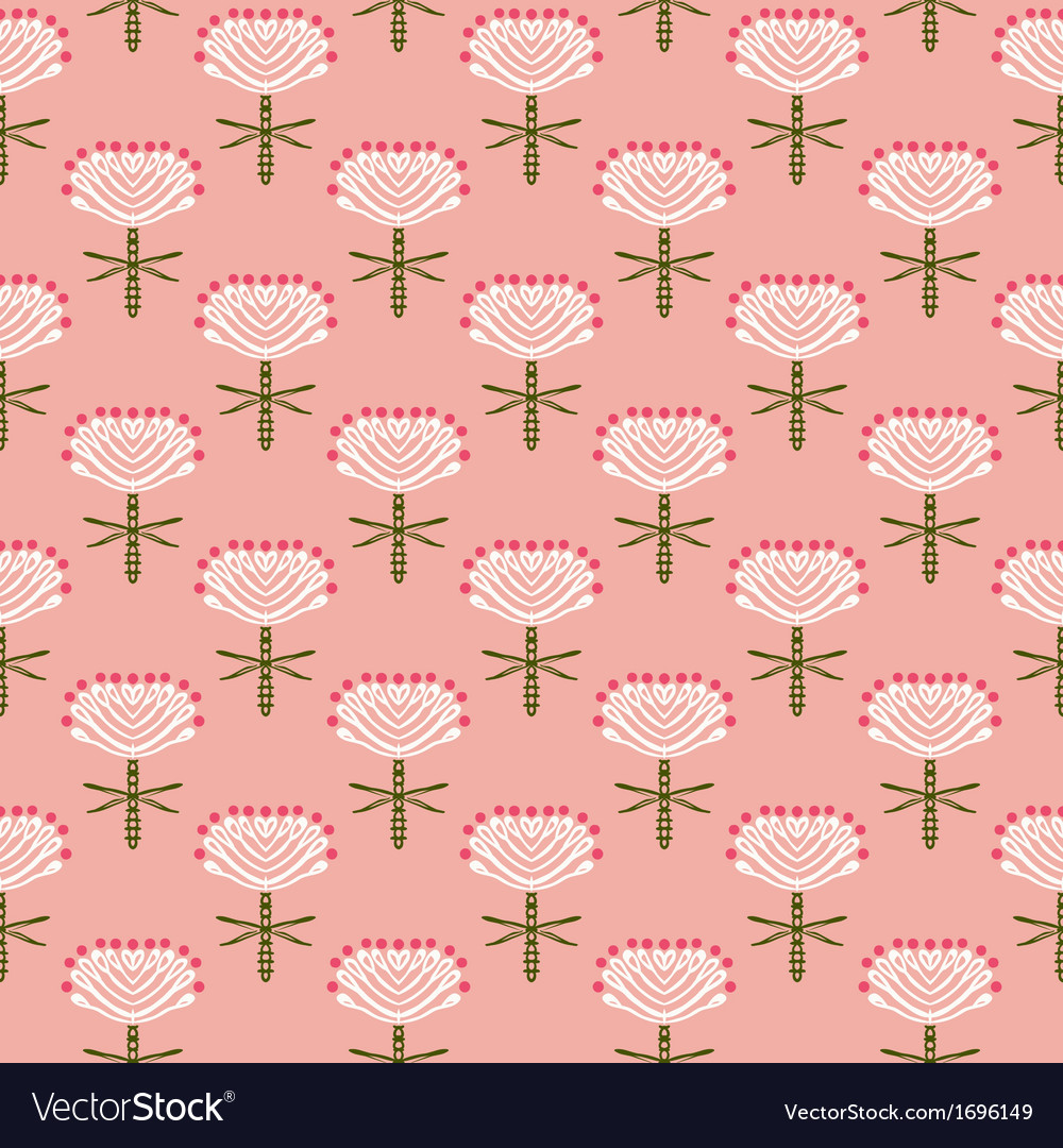 Floral pattern for fall fashion vector | Price: 1 Credit (USD $1)