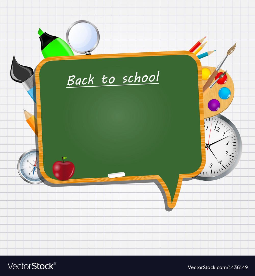 School board icon vector   Price: 1 Credit (USD $1)
