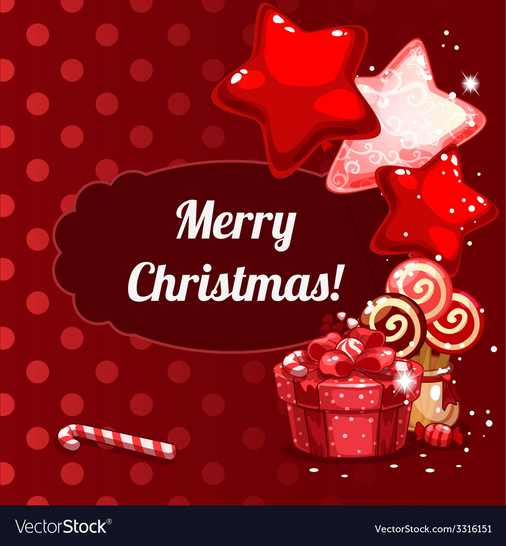 Christmas banner design vector | Price: 3 Credit (USD $3)