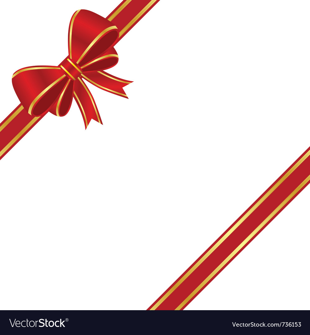 Red bow vector   Price: 1 Credit (USD $1)