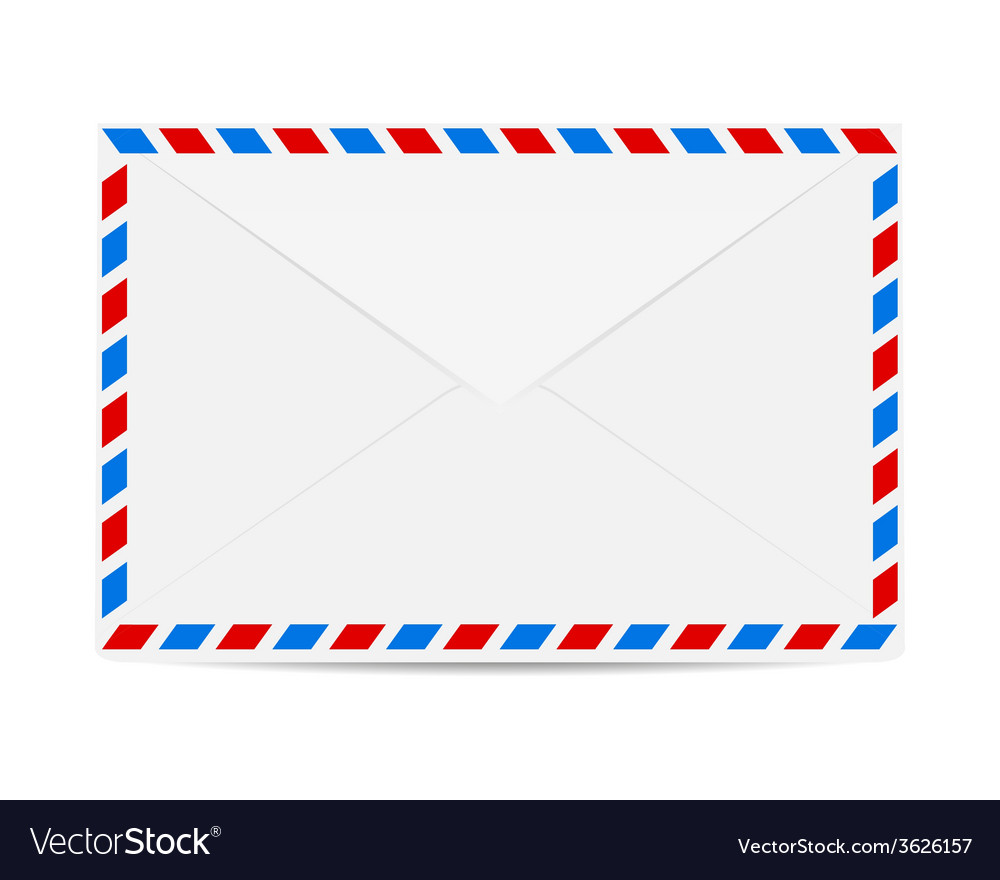 Closed envelope vector | Price: 1 Credit (USD $1)