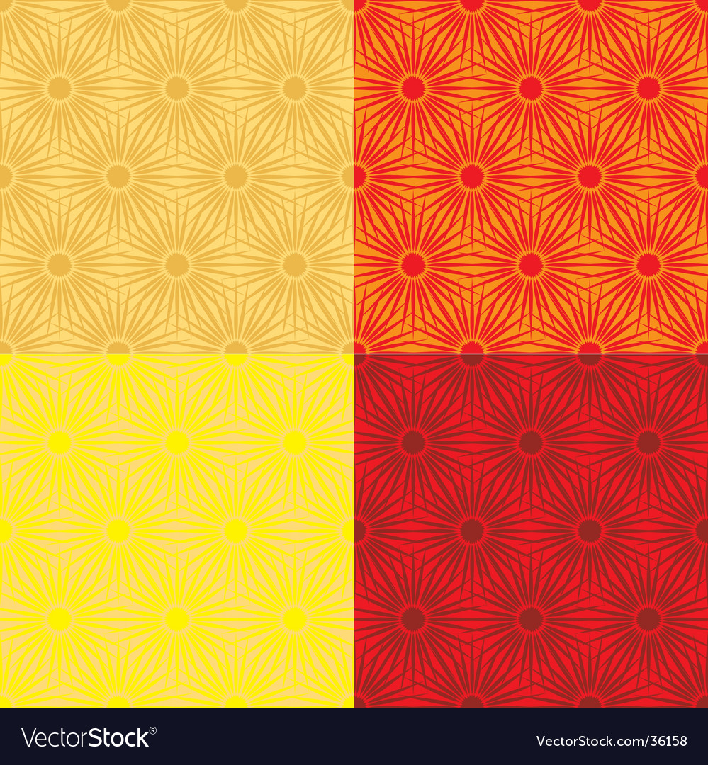 Abstract floral design vector | Price: 1 Credit (USD $1)