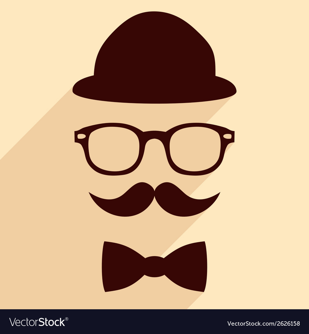 Hipster vintage vector | Price: 1 Credit (USD $1)