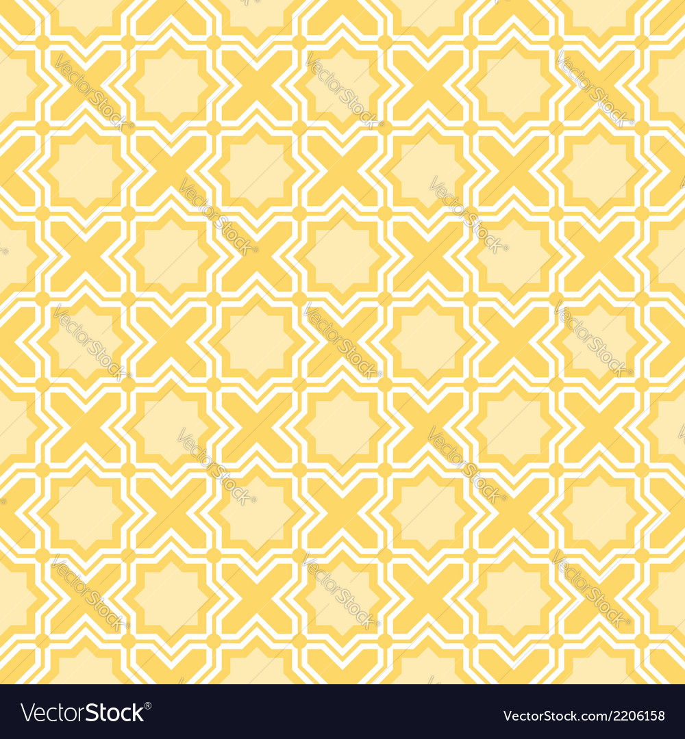 Quatrefoil lattice pattern vector | Price: 1 Credit (USD $1)
