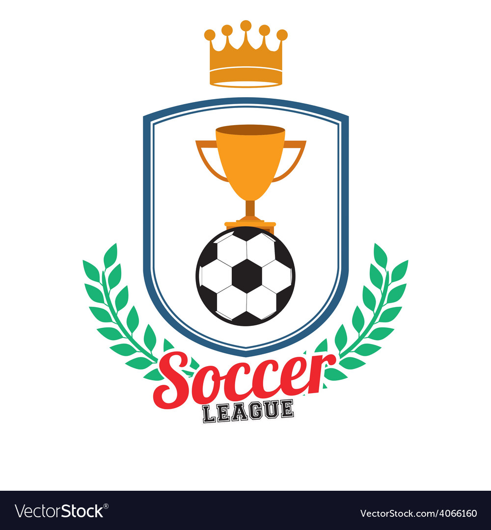 Soccer desing vector | Price: 1 Credit (USD $1)