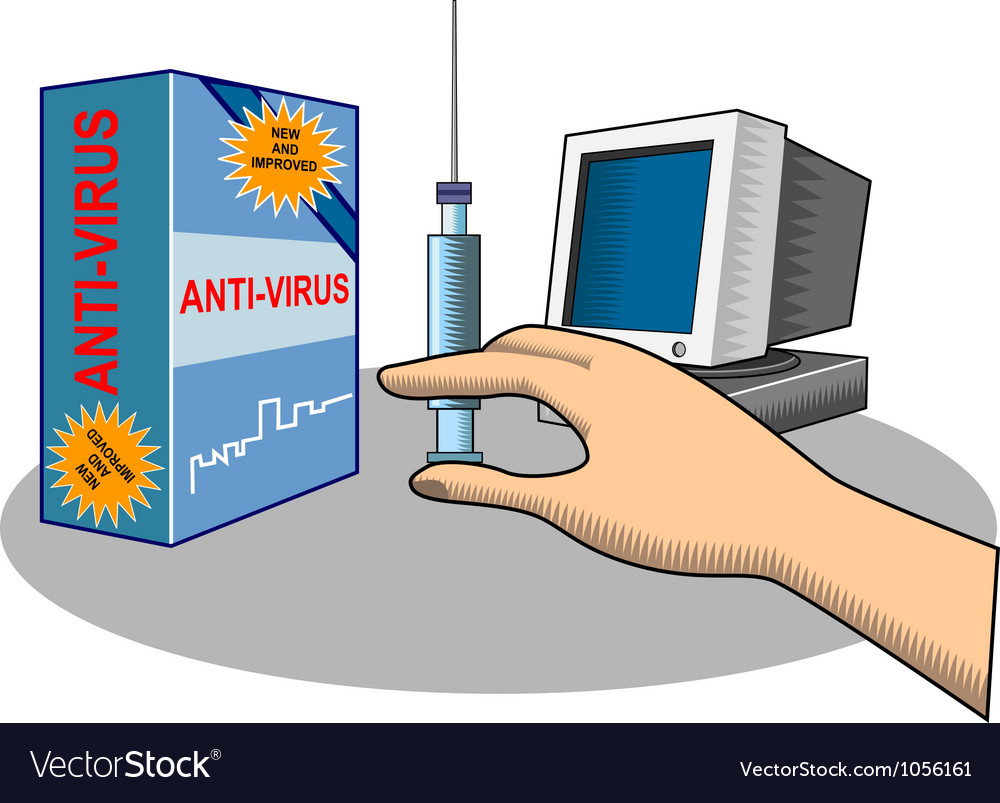 Anti-virus injection protection vector | Price: 3 Credit (USD $3)