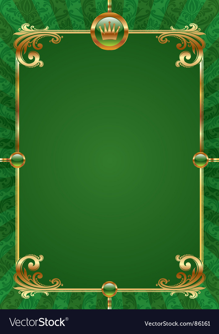 Luxury frame vector | Price: 1 Credit (USD $1)