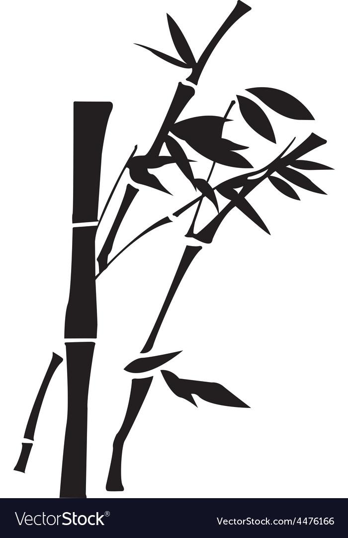 Bamboo design vector | Price: 1 Credit (USD $1)