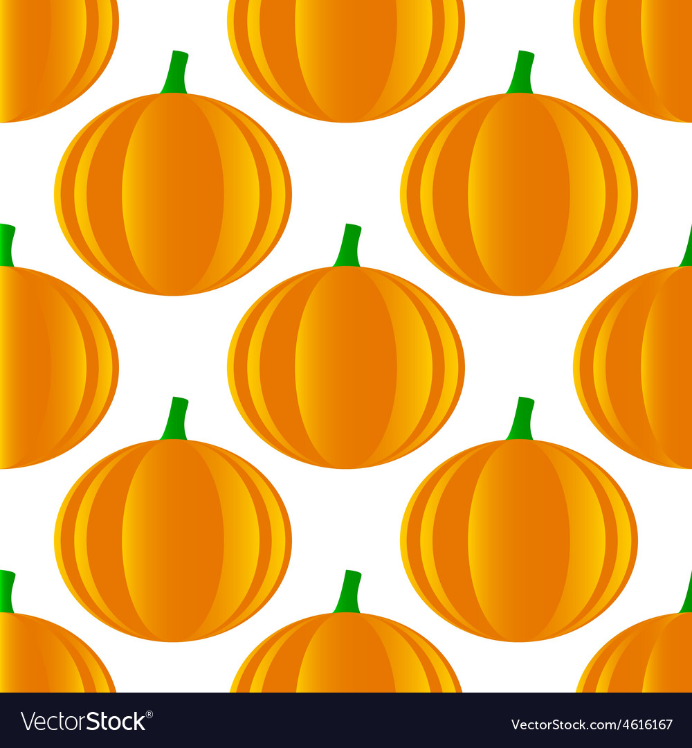Pumpkin pattern vector   Price: 1 Credit (USD $1)