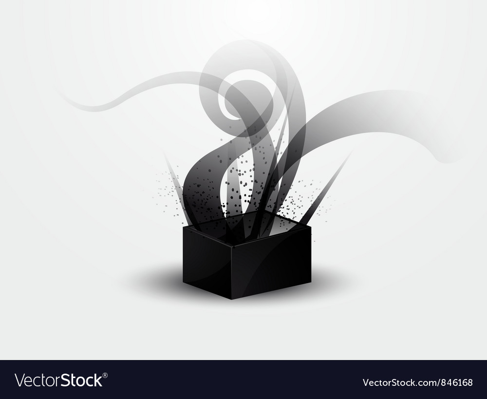 Pandoras box vector | Price: 1 Credit (USD $1)