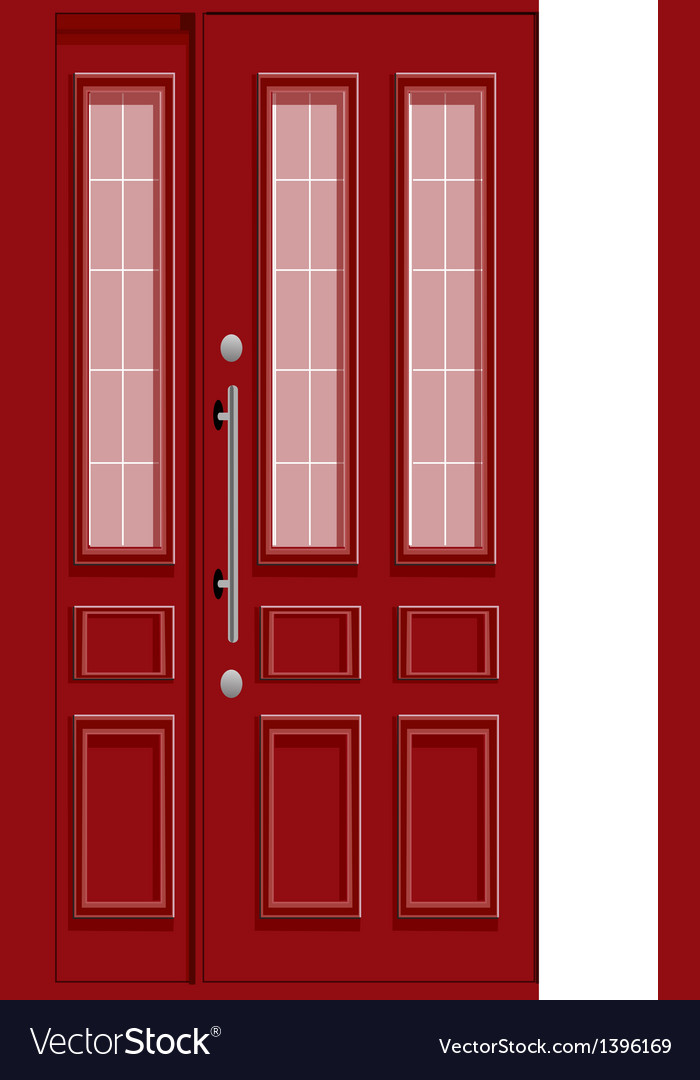 Icon door vector | Price: 1 Credit (USD $1)