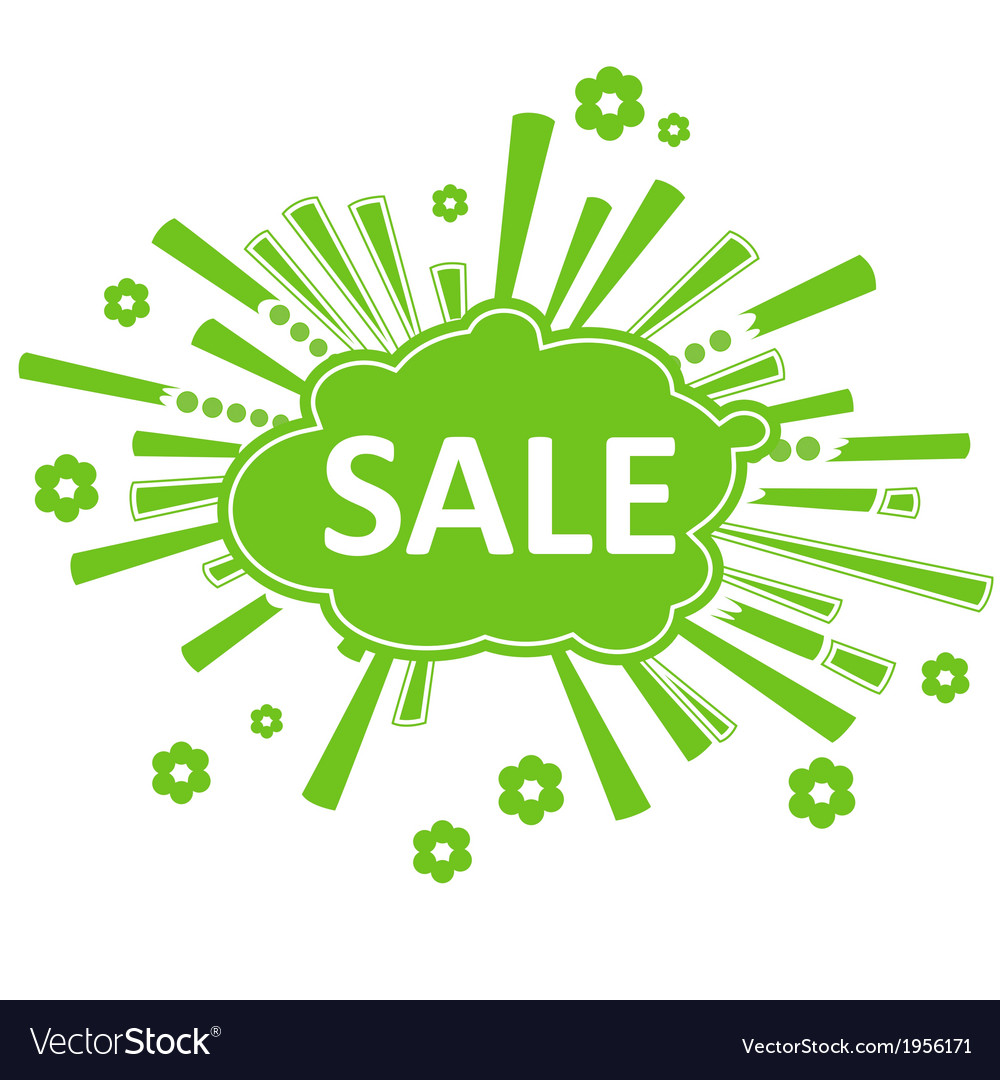 Sprign summer sale vector | Price: 1 Credit (USD $1)