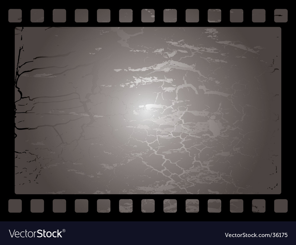 Filmstrip frame vector | Price: 1 Credit (USD $1)